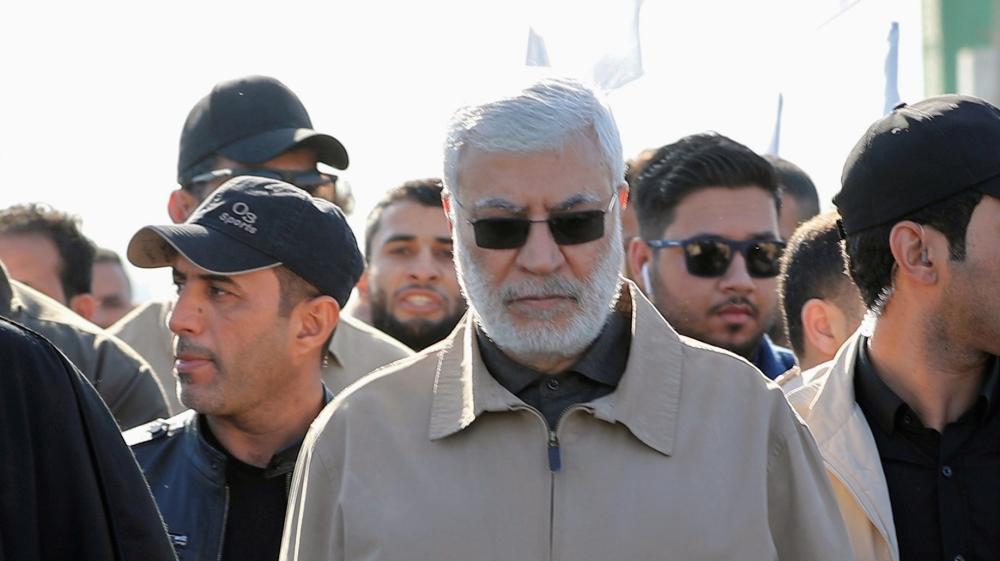 Hashd deputy Abu Mahdi al-Muhandis: Iran's man in Baghdad