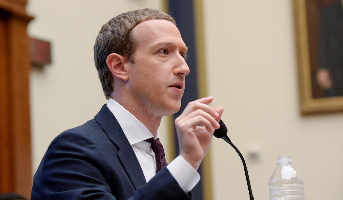 Zuckerberg Defends Refusal to Censor Political Ads: 'People Can See for Themselves what Politicians Are Saying'