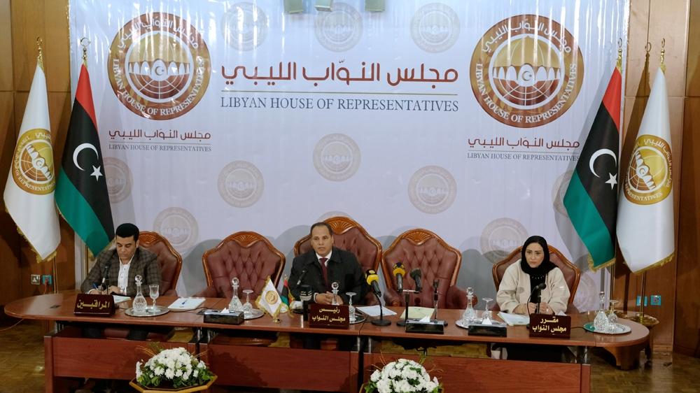 No deal: Libya's parliament votes against Turkish involvement