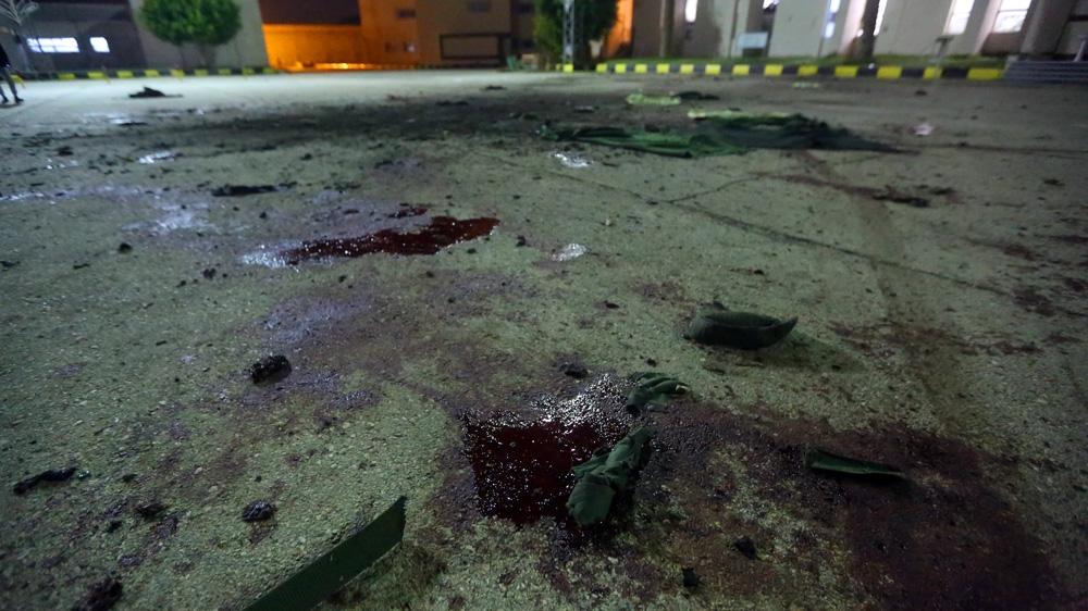 Dozens killed in attack on military academy in Libya's Tripoli