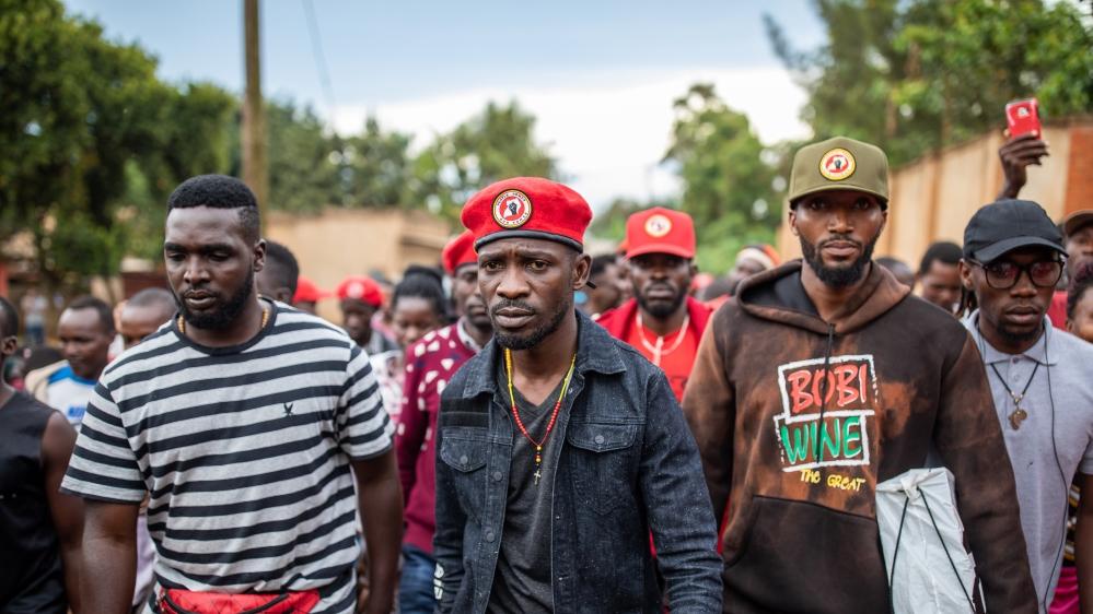 Uganda police arrest Bobi Wine, fire tear gas on supporters