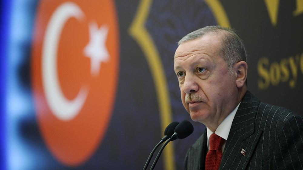 Erdogan: Turkish soldiers gradually being deployed to Libya