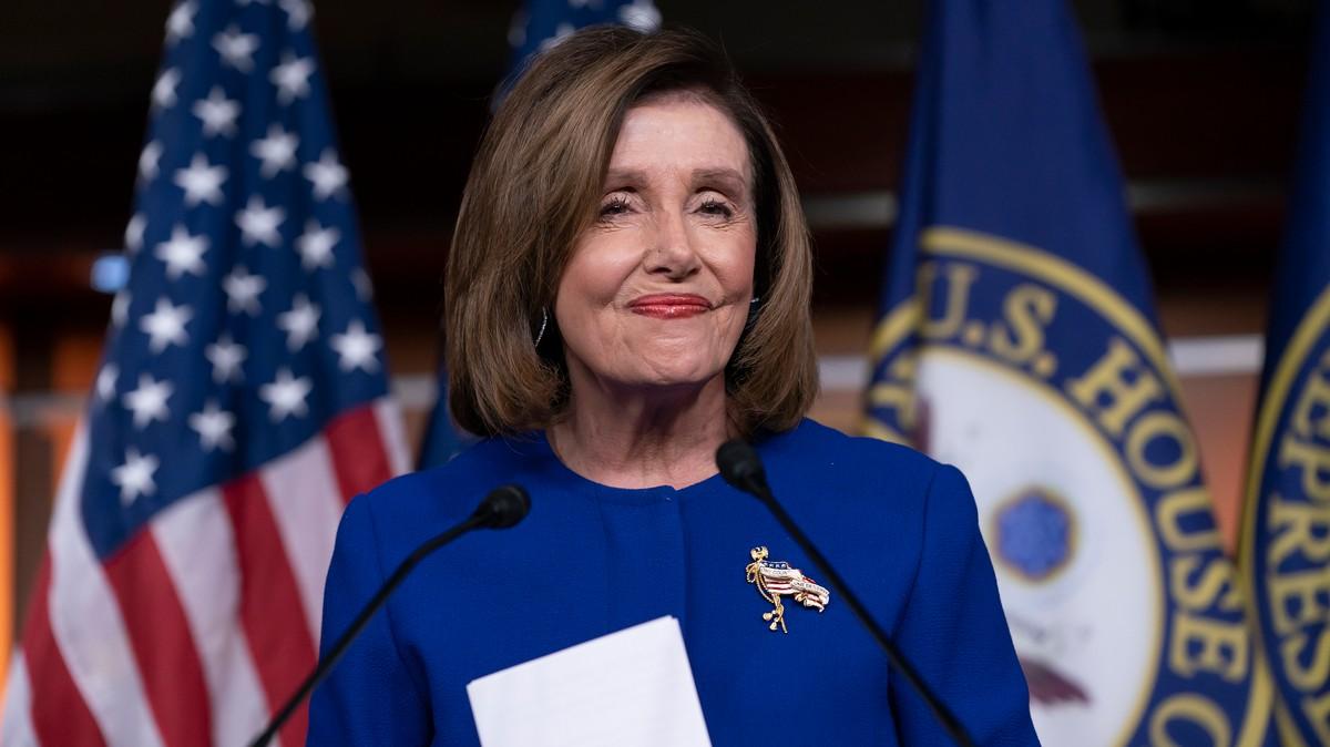 Pelosi Says Trump's Impeachment Could Go to the Senate 'Next Week'