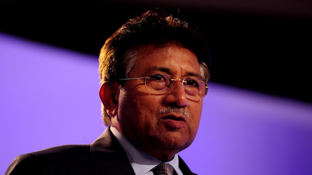 Judges say special court in Musharraf case was unconstitutional
