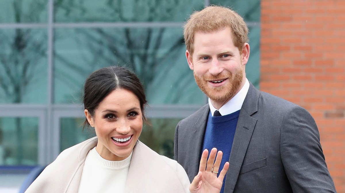 Meghan Markle Is Dialing Into the Most Awkward Conference Call Ever