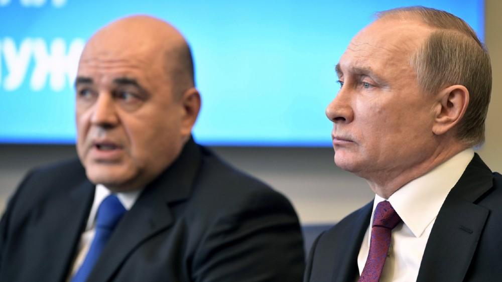 Putin's party backs president's pick for prime minister