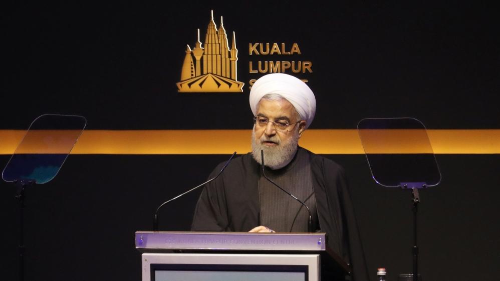 Rouhani: Iran enriching more uranium than before 2015 deal