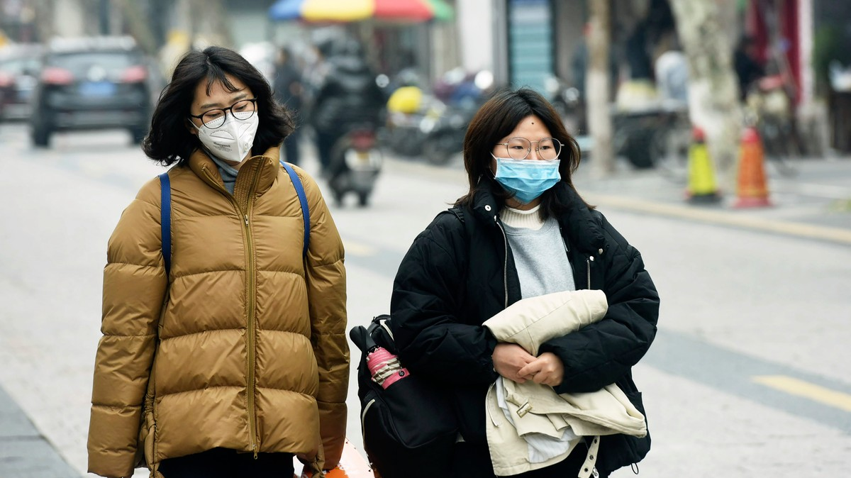 New Virus in China Claims More Lives as Authorities Race to Contain it