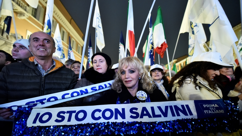 Emilia-Romagna election: Polls open in key Italian regional vote