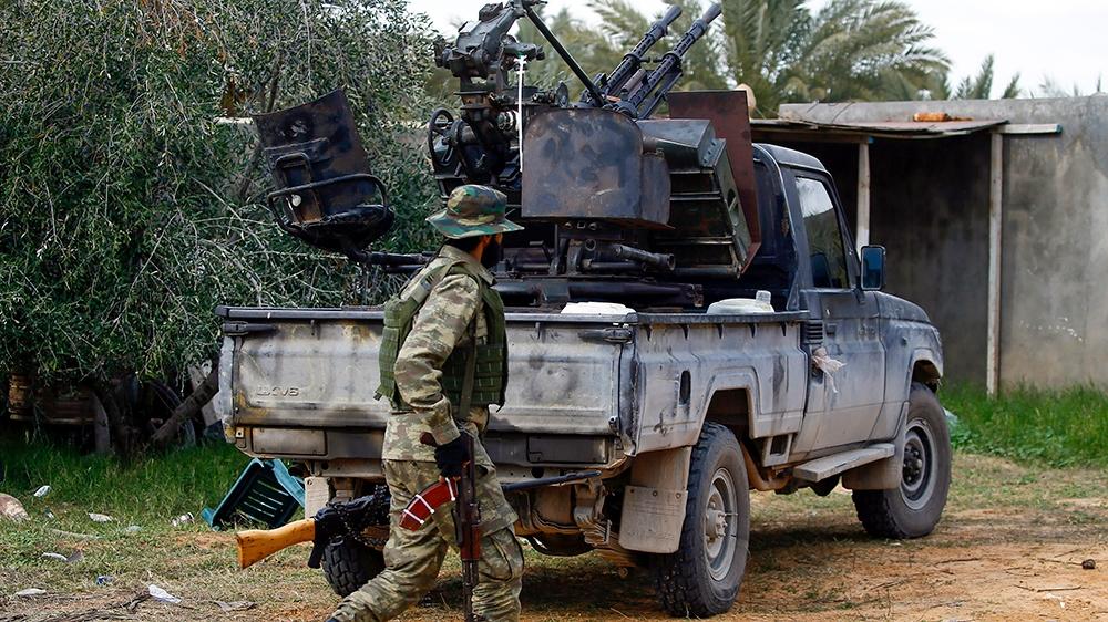 Fresh clashes in Libya despite UN ceasefire call