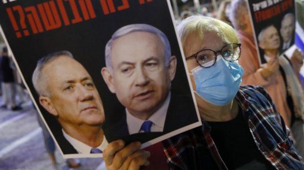 Israel's court resumes hearing on Netanyahu-Gantz coalition deal