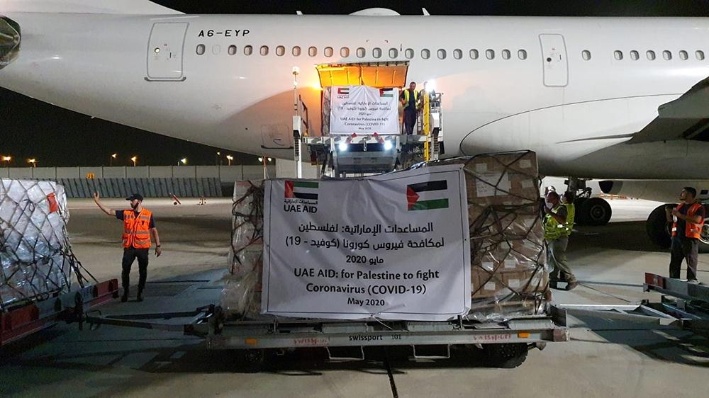Palestinian Authority rejects UAE aid sent via Israeli airport |NationalTribune.com