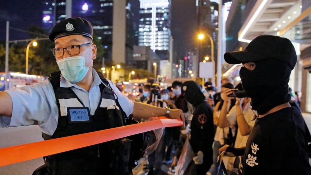 Protests, anger greet China plan for Hong Kong security law |NationalTribune.com