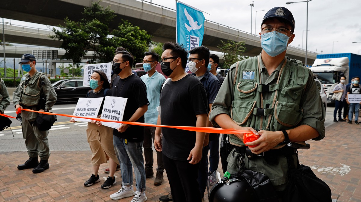 China's 'Nightmare' National Security Bill Has Instantly Reignited Hong Kong's Protest Movement