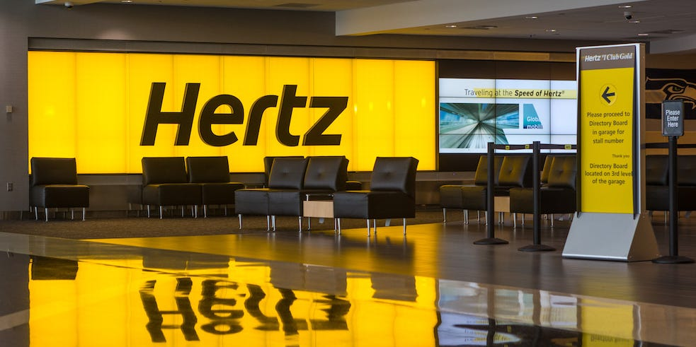 Hertz filing for bankruptcy as early as this weekend: report