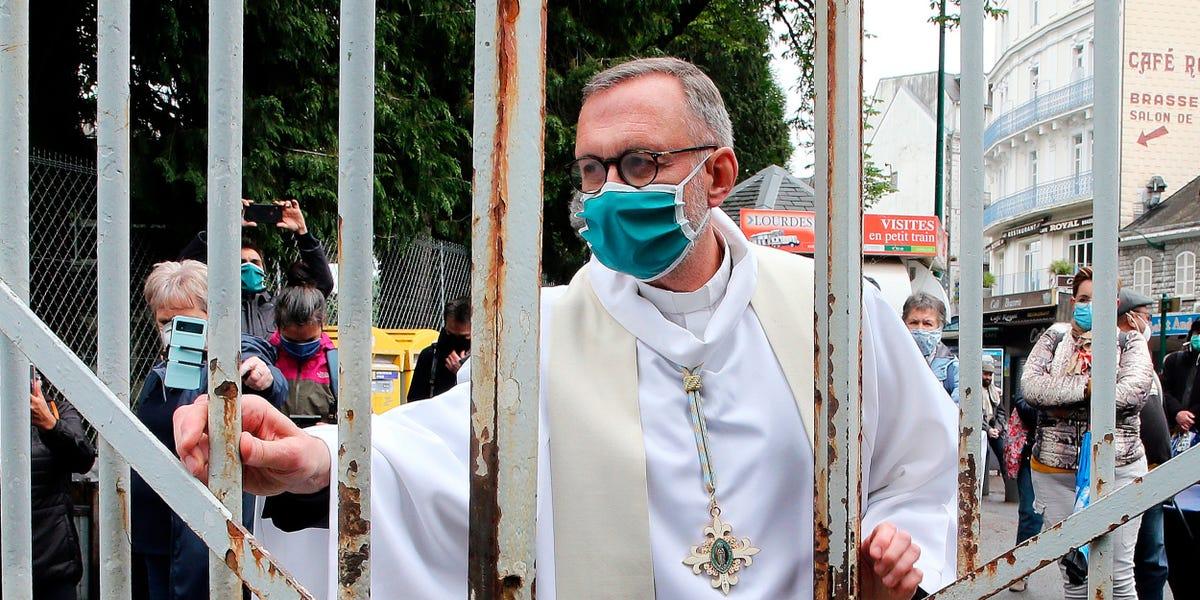 Pastors explain push to reopen churches in coronavirus pandemic