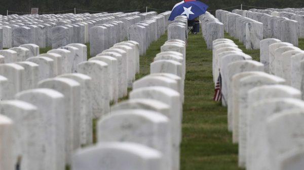 Top lawmakers tell VA to remove German POW headstones with swastikas