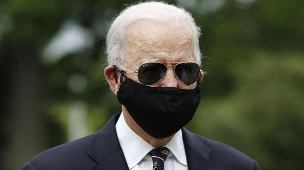Joe Biden: Donald Trump 'stoking deaths' by not wearing mask