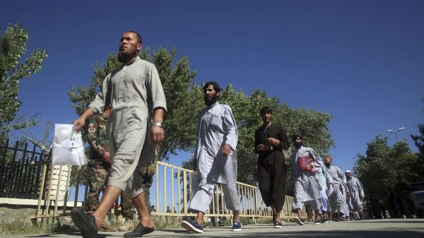 Afghanistan peace talks see life with Taliban prisoner release
