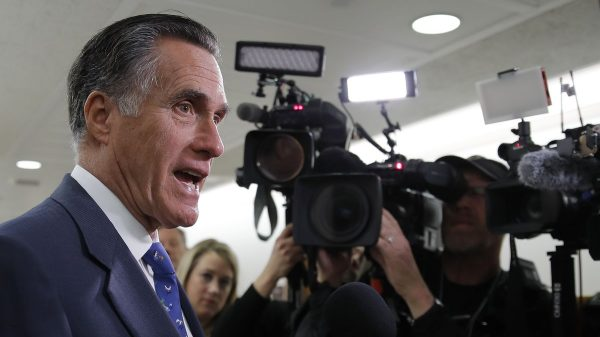 Mitt Romney defends MSNBC host Joe Scarborough from Trump's murder accusations: 'Enough already'