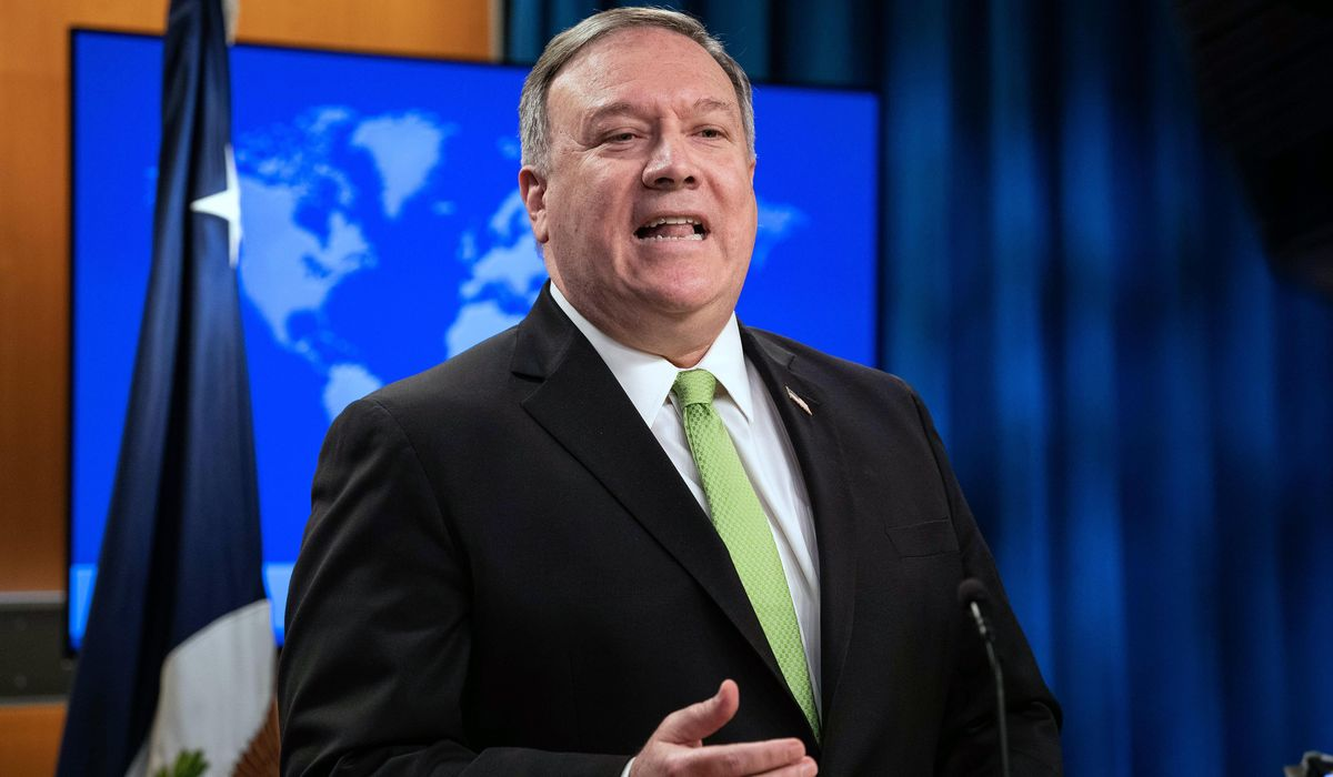 Mike Pompeo blasts China Communist Party: 'Intent upon the destruction of Western ideas'