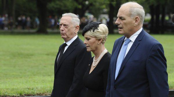 James Mattis, John Kelly attacks on Trump drag military into partisan politics