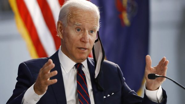 Trump campaign demands networks 'stop protecting Biden'