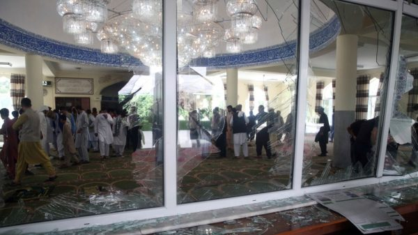 Deadly blast hits Kabul mosque during Friday prayers |NationalTribune.com