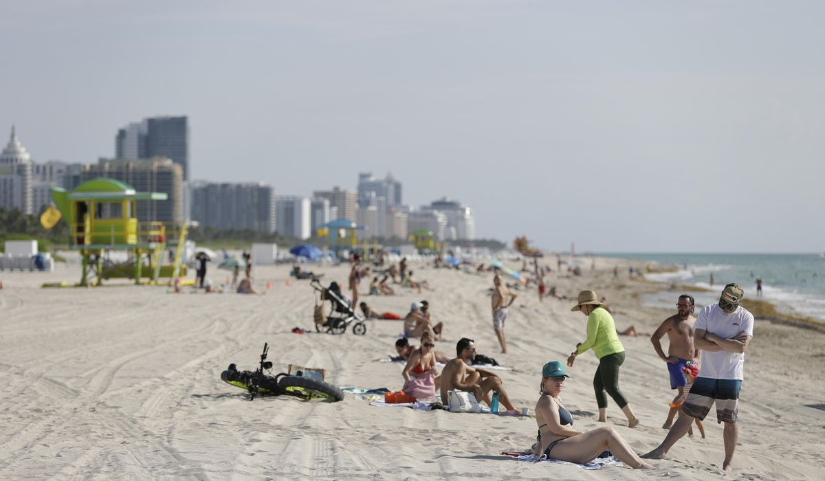 Miami beaches to close for July 4 weekend following spike in coronavirus cases