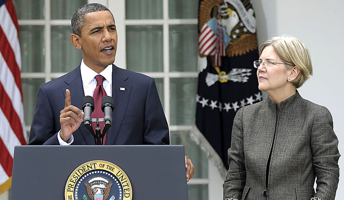 Supreme Court rules Obama/Warren Wall Street cop is illegal