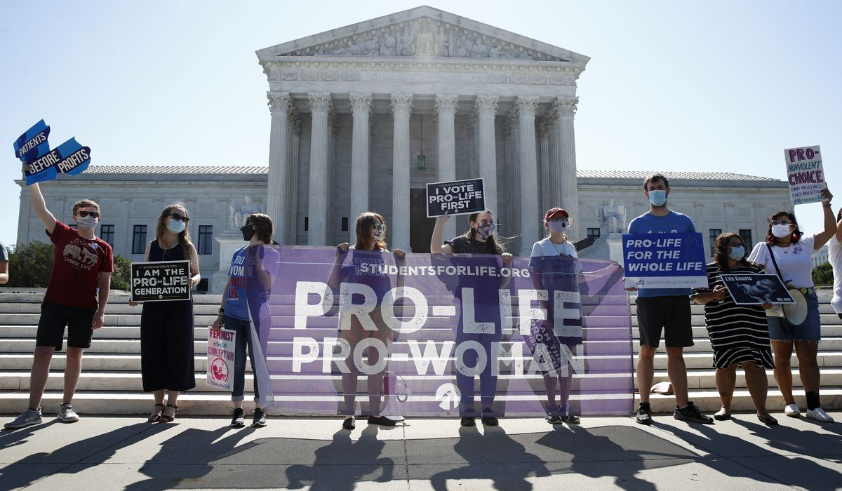 Supreme Court strikes down Louisiana abortion law restricting providers
