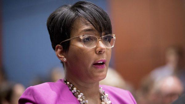 Keisha Lance Bottoms, Atlanta mayor, has coronavirus, she says