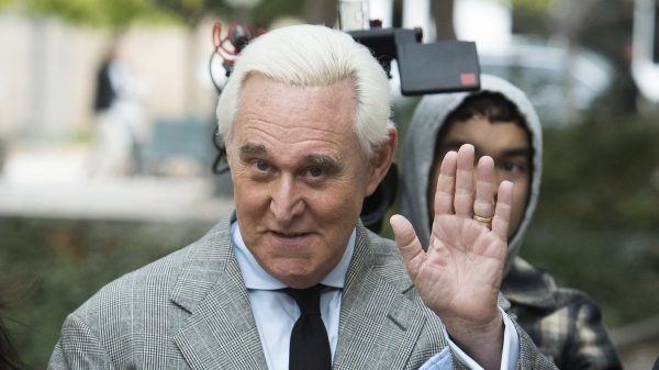Donald Trump commutes 'unjust' sentence of friend Roger Stone days before prison term to begin