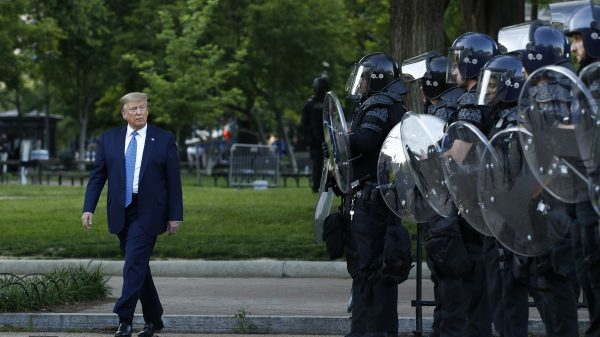 Donald Trump to host event highlighting positive actions of police officers