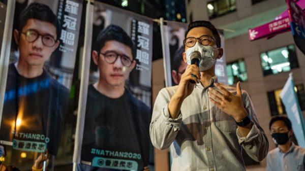 Hong Kong dissident Nathan Law says Britain new home |NationalTribune.com