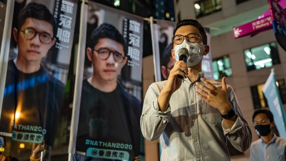 Hong Kong dissident Nathan Law says Britain new home |NationalTribune.com