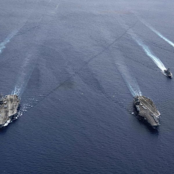 U.S. rejects nearly all of Beijing's South China Sea claims