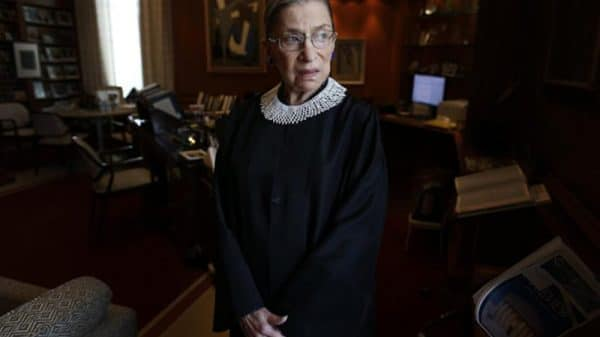 Supreme Court's Ginsburg undergoing chemotherapy for liver cancer |NationalTribune.com