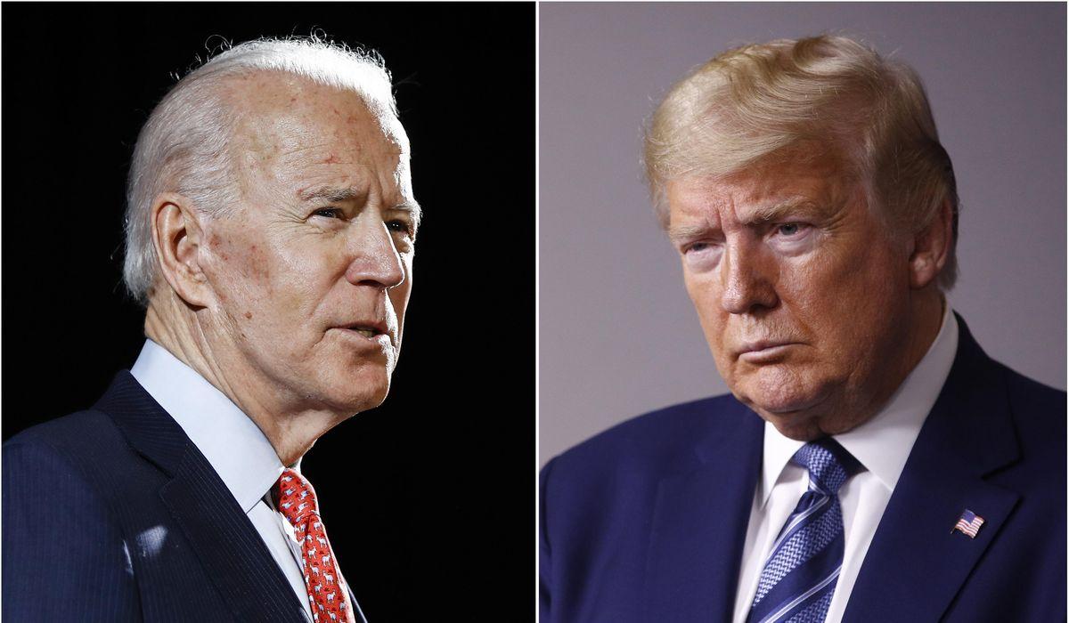 Joe Biden, Donald Trump: 2020 election could be 'most corrupt'