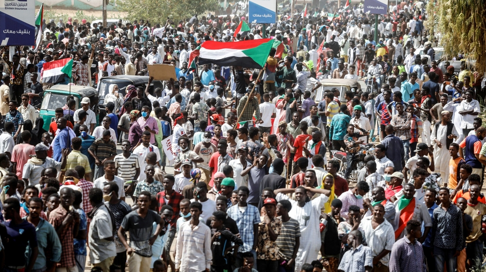 Sudan protesters return to streets to demand more reforms |NationalTribune.com