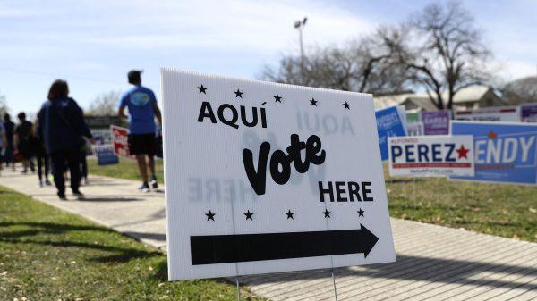 Supreme Court won't speed Texas vote-by-mail case