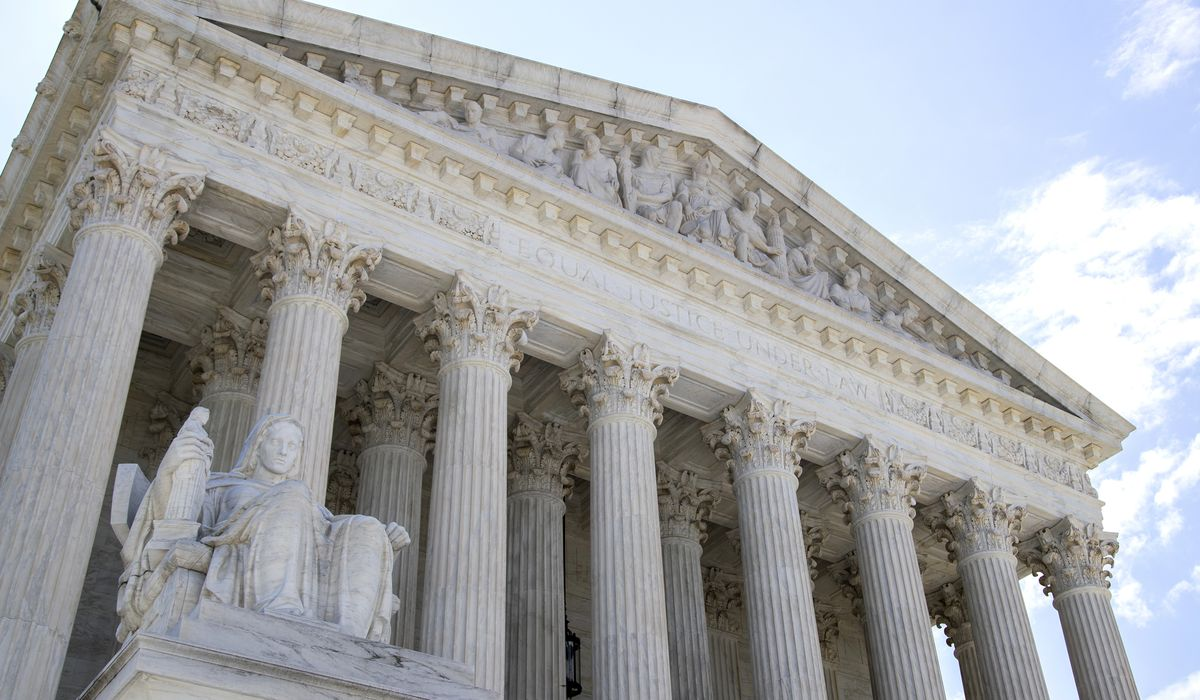 Supreme Court says border wall construction can continue