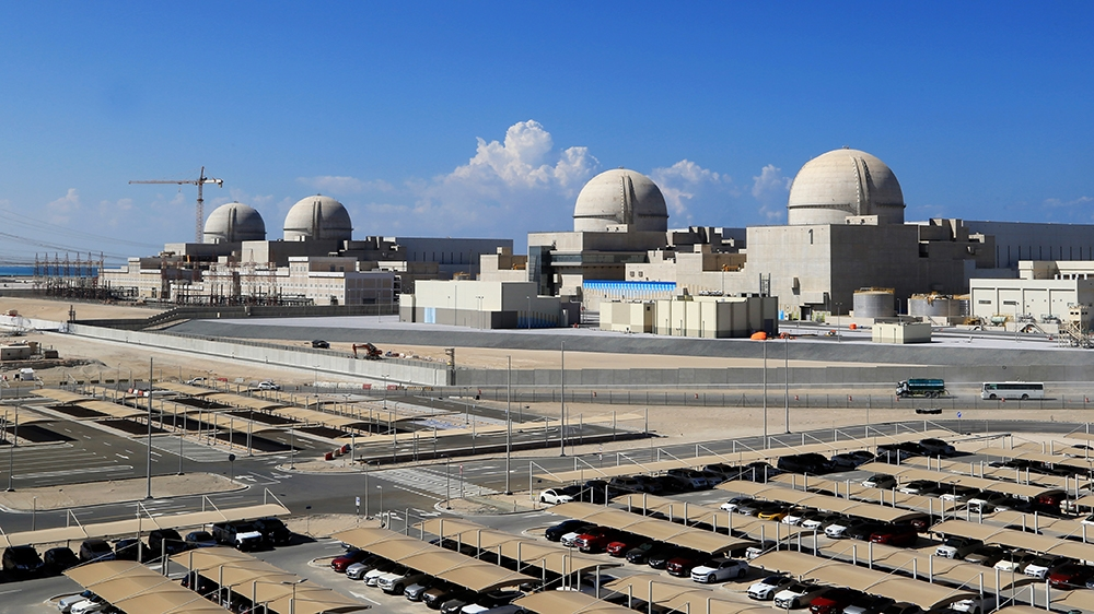 UAE starts first nuclear reactor at controversial Barakah plant |NationalTribune.com