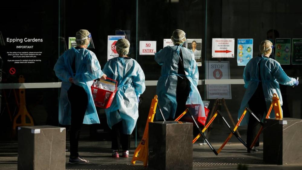 Australia's Victoria declares state of disaster over coronavirus |NationalTribune.com