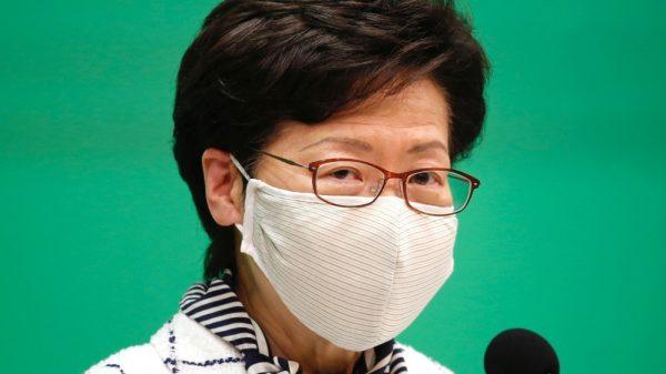Beijing's top office in Hong Kong slams 'ridiculous' US sanctions |NationalTribune.com