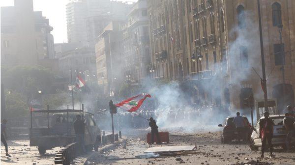 Protesters raid gov't buildings as fury grows over Beirut blast |NationalTribune.com