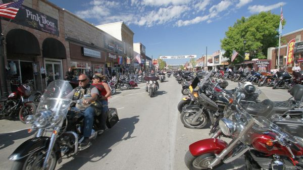 South Dakota embraces Sturgis motorcycle rally: 'We've been back to normal for three months'