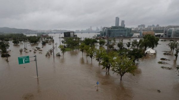South Korea floods, landslides kill dozens and displace thousands |NationalTribune.com