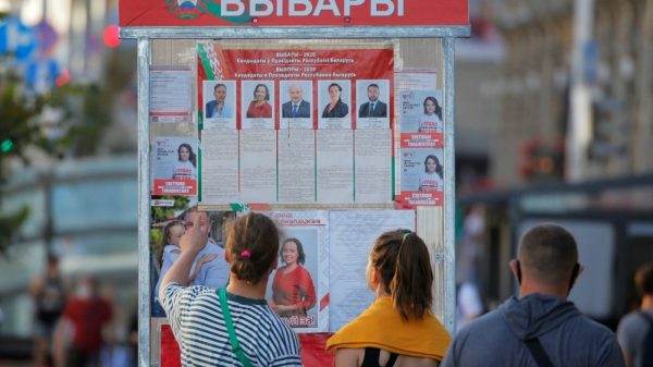 Belarus heads to polls as protests rattle Lukashenko |NationalTribune.com