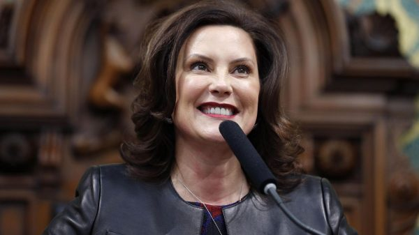 Gretchen Whitmer, Joe Biden meet as VP pick looms